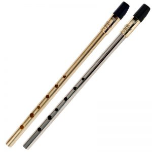Key D Tin Whistle